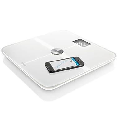 Withings WS-50_02 Ws-50 Smart Body Analyzer, White