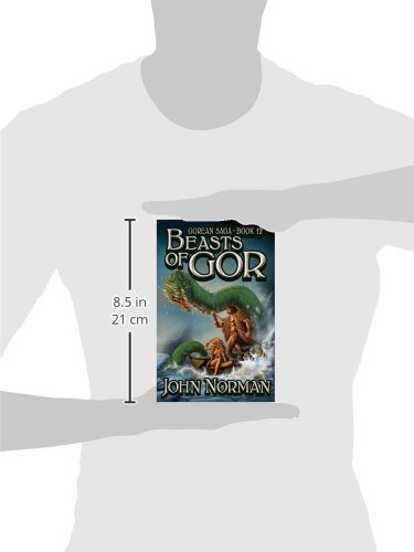 Beasts of gor gorean saga john norman 9781497637030 amazon beasts of gor gorean saga john norman 9781497637030 amazon books fandeluxe Epub
