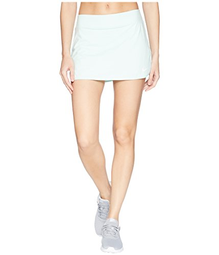 - NIKE Women's Pure 12'' Tennis Skirt (Igloo, X-Large)