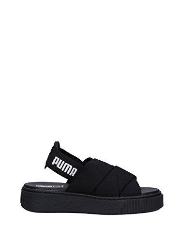Sandal Nero Platform Puma Femmes Sandales CHfUwxxnqp