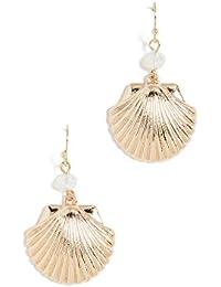 Women's Sea Shore Earrings