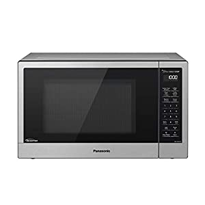 Panasonic Compact Microwave Oven with 1200 Watts of Cooking Power, Sensor Cooking, Popcorn Button, Quick 30sec and Turbo… 11