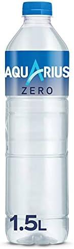 Aquarius Zero Azúcar Limón - Bebida funcional con sales ...