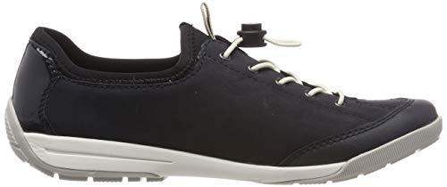 navy De Bleu M3063 14 15 Rieker Skateboard night Homme Chaussures marine Blue pazifik beige 1RxAq4w