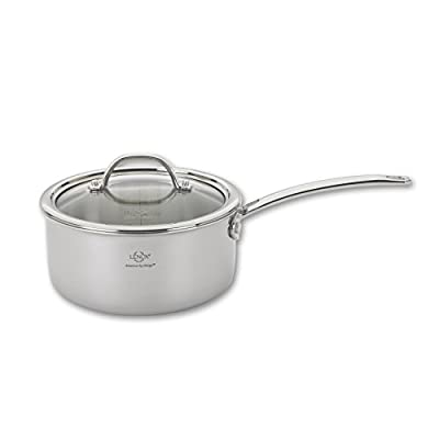 Lenox Tri-Ply Sauce Pan and Lid