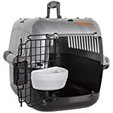 RAC Pet Carrier Top Loading Plastic Portable Transport Cage