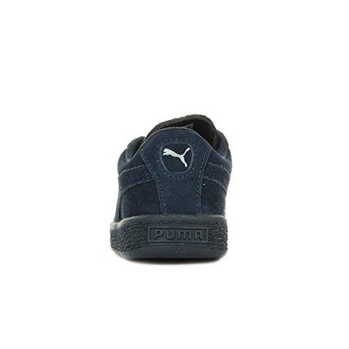 Marine Suede Straps Bambini Puma Inf Unisex Bleu Sneaker 2 Basse zqwwOxn6H1