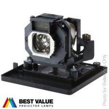 Beamerlampe ET-LAE1000 für PANASONIC PT-AE1000 PT-AE1000E PT-AE1000U PT-AE2000 PT-AE2000E PT-AE2000U PT-AE3000 PT-AE3000E PT-AE3000U TH-AE1000 TH-AE3000 Projektoren, Alda PQ® Lampenmodul mit Gehäuse
