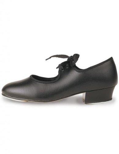 Roch Valley 'LHP' - Zapatos de claqué negro negro Talla:10 UK / 28 EU Q1UP5A29x