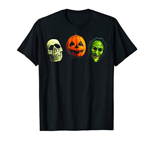 Silver Shamrock Halloween Mask (Halloween 3 Silver Shamrock Masks)