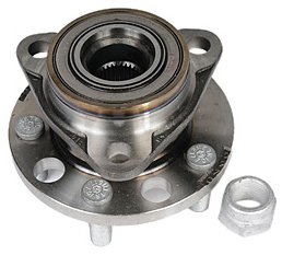 ACDelco 20-25K GM Original Equipment Front Wheel Hub and Bearing Assembly with Wheel Studs