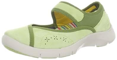 Dansko Women's Emmy Sneaker,Green Suede,36 EU/5.5-6 M US