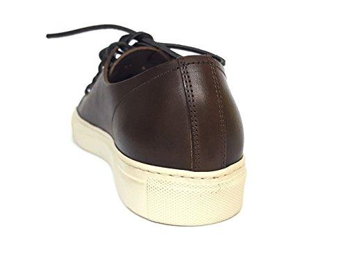 BUTTERO B4006TOSCH-UG PE TOSCH 04 T.Moro Sneaker Marrone Uomo MainApps Dark Brown