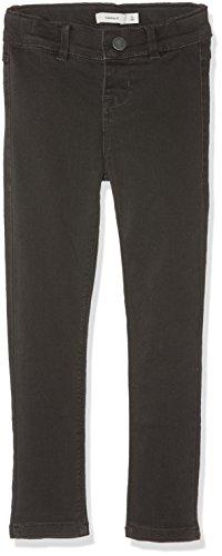 NAME IT Nittera Skinny Dnm Pant Nmt Noos, Jeans para Niñas Gris (Dark Grey Denim)