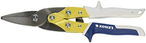 LENOX Tools Snips, Aviation, Straight