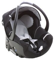 Bebe Confort Creatis Fix Car Seat Carrier In Oxygen Black