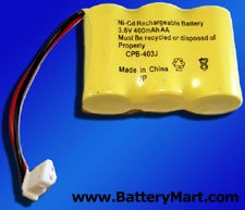300Mah Phone Battery - Ctr 300