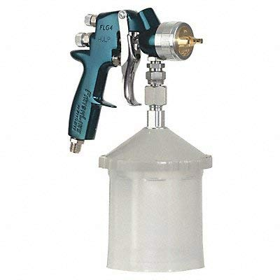 Devilbiss Siphon Spray Gun 0.059In/1.5mm