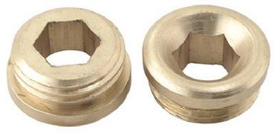 brass craft service parts scb1871 x 10 Pack, 5/8 -Inch x 18 Thread, Brass Seat by BrassCraft