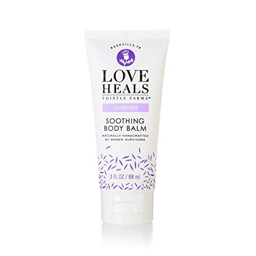 THISTLE FARMS Lavender Soothing Body Balm, 3 OZ
