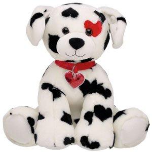Build-A-Bear 15 in. Be Mine Dalmatian Plush Stuffed Animal
