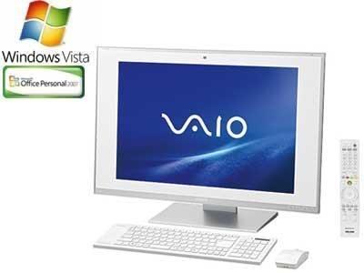SONY VAIO type L VGC-LV52JGBの商品画像