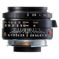 Leica 35mm f/2 0 Summicron-M Aspherical Manual Focus Lens (11879)の商品画像