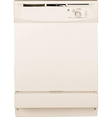 General Electric GSD2100VCC: GE ® Built-In Dishwasher (Ge Washer Temperature Control)
