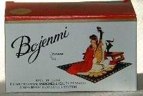 Bojenmi chinoise paquet de thé de neuf boîtes soutient la perte de poids