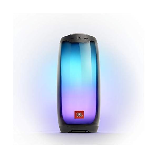 jbl pulse 4 waterproof bluetooth speaker