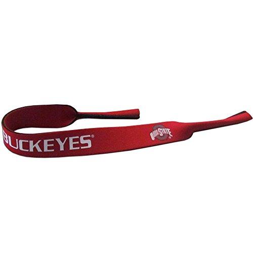 NCAA Ohio State Buckeyes Neoprene Sunglass - Sunglasses State Ohio