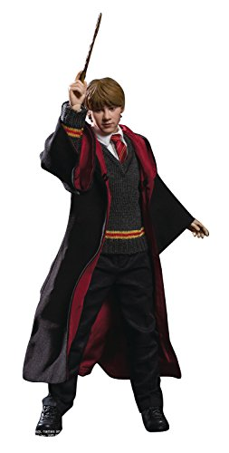 31gE6ozZdZL - Star Ace Toys Harry Potter and The Prisoner of Azkaban: Ron Weasley (Teen Version) 1:6 Scale Action Figure