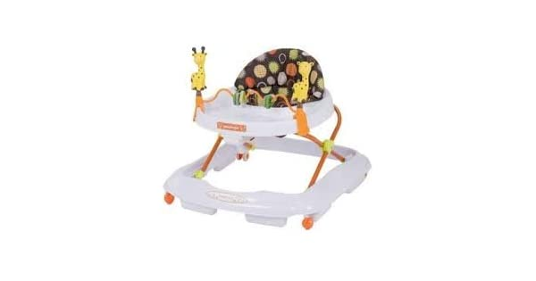 Amazon.com: Diseñado para Comfort Baby Trend Walker, Safari ...