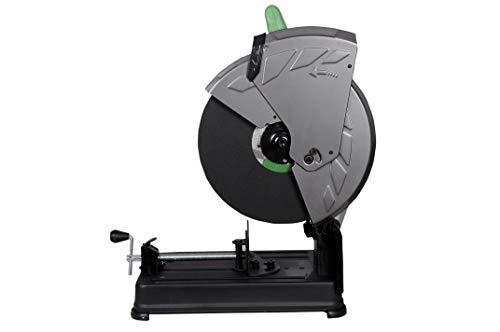HiKOKI CC14STD 14 inch 2200-Watt Cut-Off Machine, Green 4