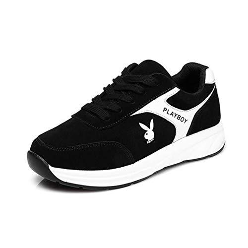 Course Chaussures Femmes Size couleur De Sauvages cn36 Fh uk4 Eu36 Noir Coréennes Pour BSROq