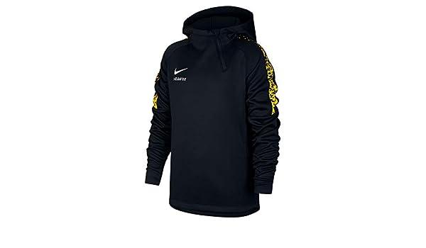Therma Blackblackamarillowhite Color Nike Academy Neymar Hoodie 1Fq0vvUw