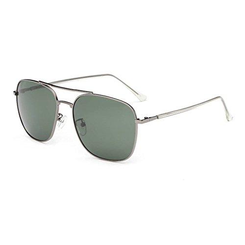 Gafas polarizadas UV400 sol de Coolsir unisex Moda forma Hombres Mujeres conducción cuadrada 4 protección de Gafas gafas de IwpSO