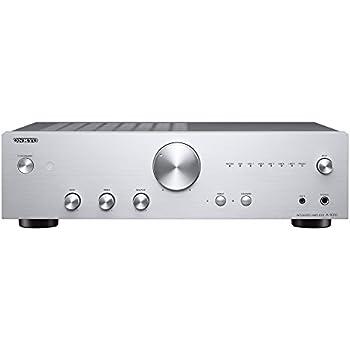 ONKYO Integrated amplifier 85W + 85W ONKYO A-9010 (S) (Silver) (Japan domestic model)