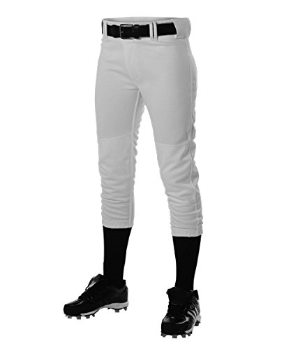 Alleson Athletic Women's Warp Knit Low Rise Softball Pants 3