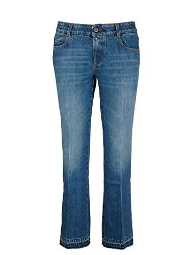 Algodon Jeans Stella Mujer Mccartney Azul 475508slh334008 qwO84fIT8