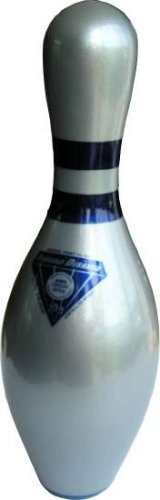 "ORIGINAL DIAMOND BOWLING PIN "" SILBER """