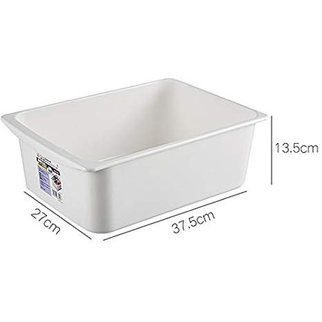 HNLJ Refrigerador Caja De Almacenamiento Cocina Rectángulo ...