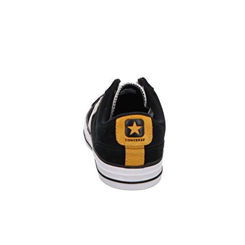 black Multicolore Basse Unisex Converse Scarpe Ox Lifestyle Gold white – Da Ginnastica university 001 Player Star Bambini 1nPPR70xU