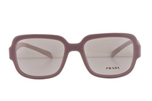 Prada PR15RV Eyeglasses 53-19-140 Opal Pink Brown TKP1O1 VPR15R For Women (FRAME - Usa Www.prada.com