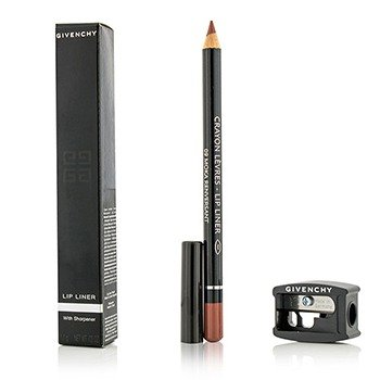 Givenchy Lip Liner with Sharpener, No. 09 Moka Renversant, 0.03 Ounce