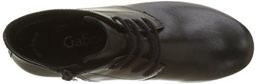 Gabor femmes schwarz Bottes noir Basic 27 pour xZdF0wv