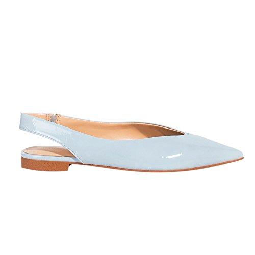 Parfois Zapatos Slingback - Mujeres Azul Claro