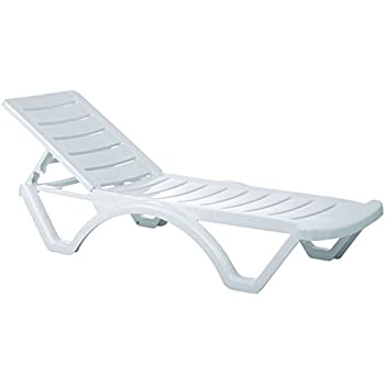 Amazon Com Intheswim Bahia Contract Grade Resin Chaise