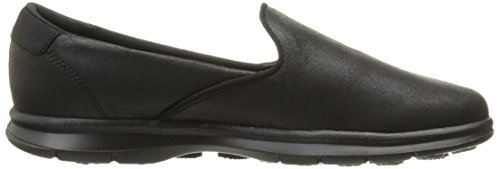 Chaussures Go Step Untouched pour femme Black Leather OexrTThUt