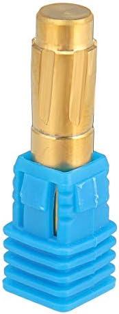 GENERICS LSB-Werkzeuge, 6 Flöten Spiralreibahle 5.5-11.43mm Push Rifling Button Kammer Helical Werkzeugmaschinen Zubehör Maschinenreibahle (Head Diameter : 5.6mm)